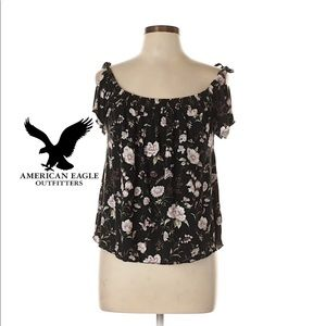 Tops - American Eagle Outfitters Shortsleeved Blouse NEW!